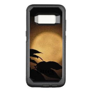 Yellow Autumn Moon OtterBox Galaxy S8 Case
