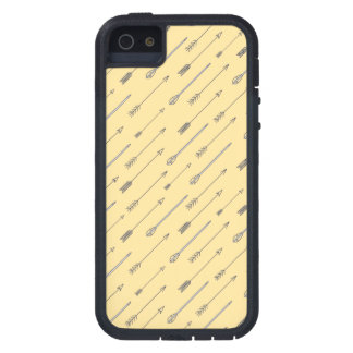 Yellow Aztec Arrows iPhone5 Tough iPhone 5 Cover