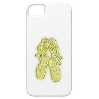 Yellow Ballet Shoes iPhone 5 Covers