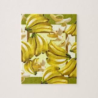 yellow bananas jigsaw puzzle