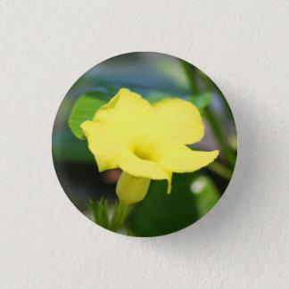 Yellow Beauty pin
