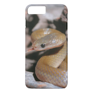 Yellow Bellied House Snake (Lamprophis Fuscus) iPhone 7 Plus Case