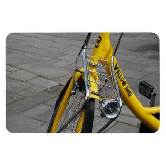 Yellow Bike Amsterdam, Holland Magnet