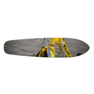 Yellow Bike Amsterdam, Holland Skate Board Deck