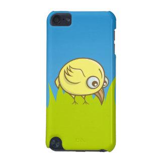 Yellow bird cartoon iPod touch 5G case