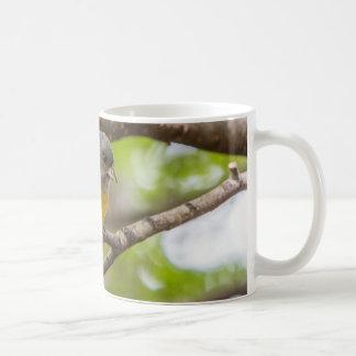 Yellow Bird Coffee Mug