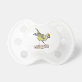 Yellow Bird Drawing  BooginHead® Pacifier