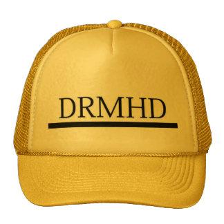 yellow/black DRMHD Trucker hat