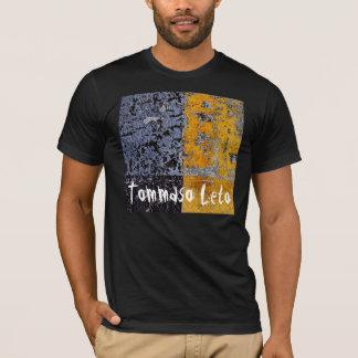 Yellow Black T-Shirt