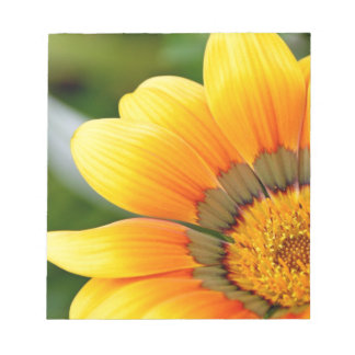 Yellow Bloom Notepad