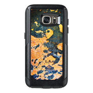 Yellow & Blue Rock Samsung Galaxy case