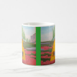 Yellow Brick Road Cookie Mug