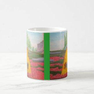 Yellow Brick Road Cookie Mug