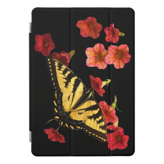 Yellow Butterfly on Red Flowers 10.5 iPad Pro Case