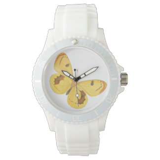Yellow Butterfly - Watch