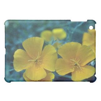 yellow California Poppy (Eschscholzia Californica) Cover For The iPad Mini