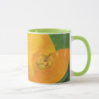 Yellow Calla Lilly Mug