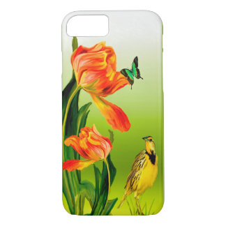 Yellow Canarie name Howey iPhone 7 Case