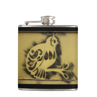 Yellow Canary Flask