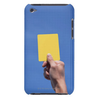 Yellow Card iPod Touch Case-Mate Case