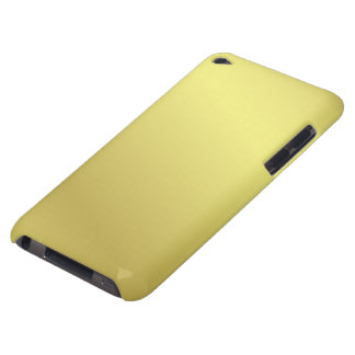 Yellow Case-Mate Barely There 4th Generation iPod iPod Touch Cover