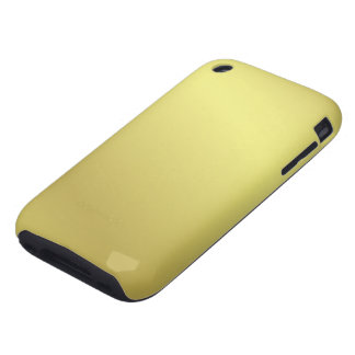 Yellow Case-Mate iPhone 3G/3GS Tough Universal Tough iPhone 3 Cover