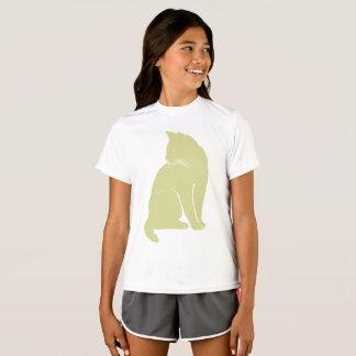Yellow cat T-Shirt