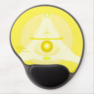 Yellow ChaKation Mousepad Gel Mouse Pad