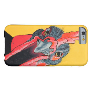 Yellow chicken iPhone 6/6s case