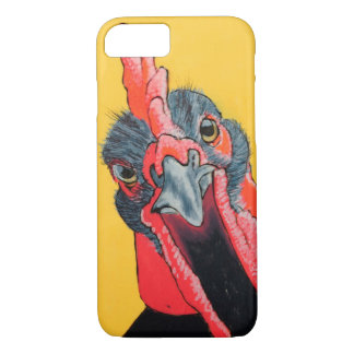 Yellow chicken iPhone 7 case