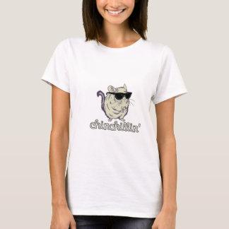 Yellow Chinchillin Chinchilla T-Shirt