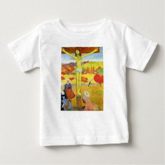 Yellow Christ 1889 Baby T-Shirt