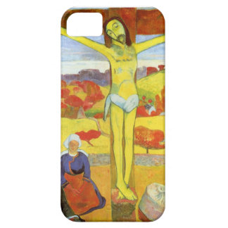 Yellow Christ 1889 Case For The iPhone 5