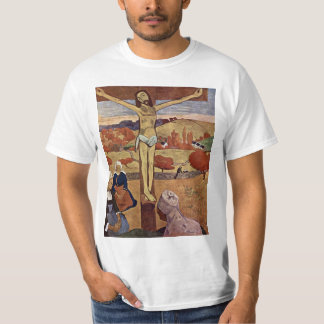 Yellow Christ by Paul Gauguin, Vintage Fine Art T-Shirt