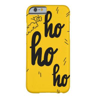Yellow Christmas iphone6 case