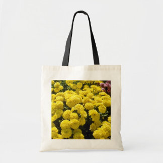 yellow Chrysanthemums flowers Tote Bag