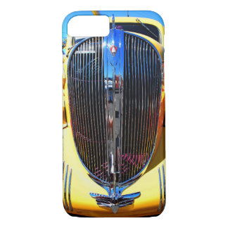 Yellow Classic Car iPhone 7 Case