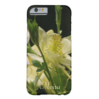 Yellow columbine flowers Moira Barely There iPhone 6 Case