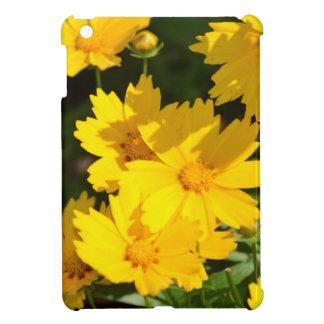 Yellow Coreopsis iPad Mini Case