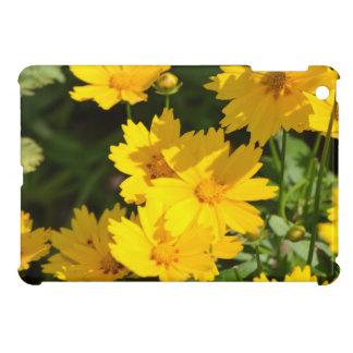 Yellow Coreopsis iPad Mini Cover