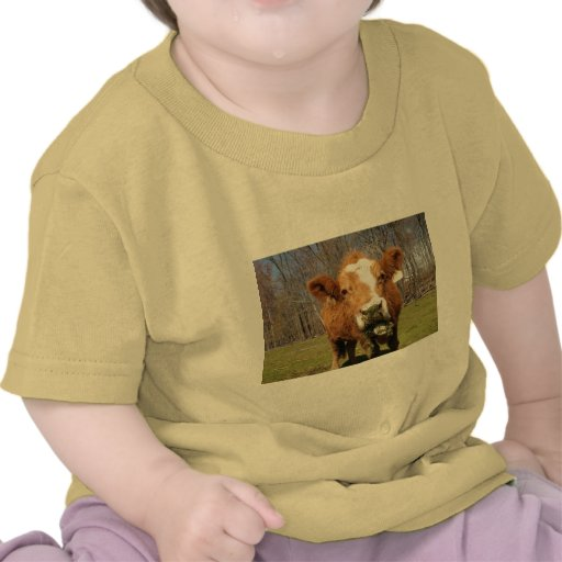 Yellow Cow Shirt