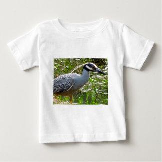 Yellow Crown Night Heron Baby T-Shirt