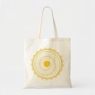 Yellow Cupcake Iced cake Bag