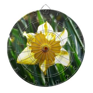 Yellow Daffodil 03.0.g Dartboard