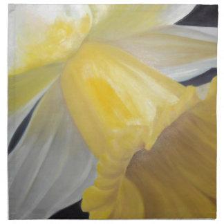 Yellow Daffodil Napkin