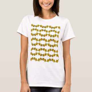 Yellow Daffodils 2.2.P.02 T-Shirt