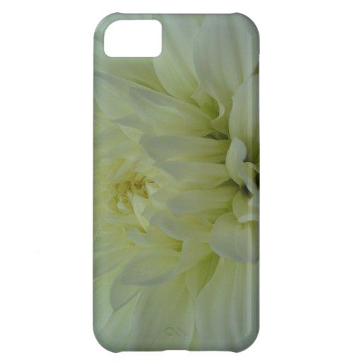 Yellow Dahlia Flower iPhone 5C Cases