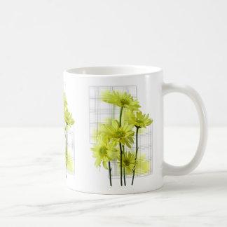 Yellow Daisies Mugs
