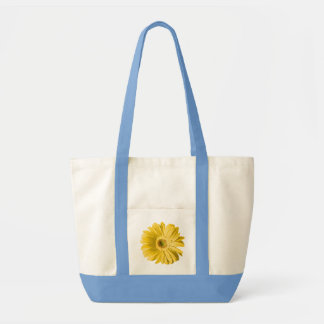Yellow Daisy Flower Impulse Tote Bag