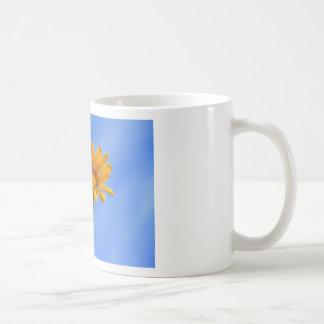 Yellow Daisy Flowers Mug